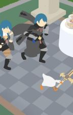 """""""Untitled Fanfic"""" Untitled Goose Game meets Fire Emblem Three Houses by LunaDreamyKingdom"""