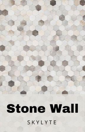 Stone Wall [Poem] by SkyLyte