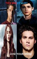 The love between a werewolf and a human  (2) Stiles Stilinski by Avengergirl99