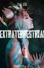 Extraterrestrial  by Zareena08