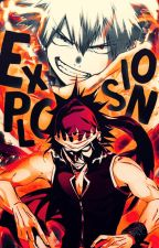 Explosion (My Hero Academia x Food Wars! Fanfic) by -idxris