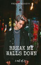 Break My Walls Down||D.J.S {1}✓ by FREAKYYSEAVEYY