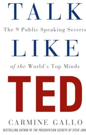 talk like ted carmine gallo pdf free download