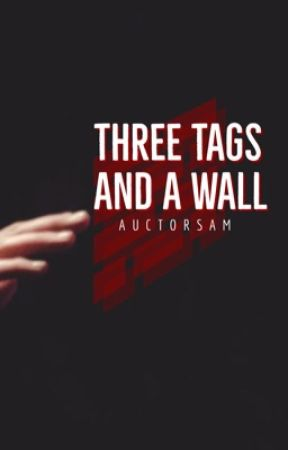 Three Tags and A Wall by auctorsam