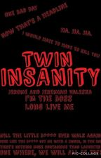 Twin Insanity by PoeticAsMagnusChase