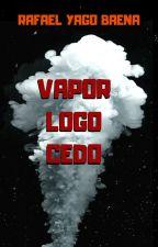Vapor Logo Cedo (Poemas) by RafaelYagoBaena