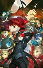 persona 5 Royal: a shatter heart( male Reader x persona 5 Royal ) by Arthurpendragon285