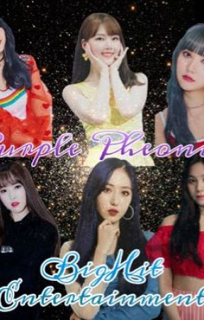 Purple Phoenix BigHit Entertainment  by Kim-TK_Wang-Alex