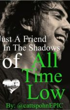 Just A Friend In The Shadows of All Time Low (Alex Gaskarth) by epiconfire