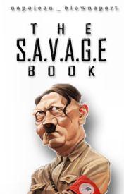 Savage AF. by Napolean_Blownapart