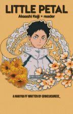 𝙡𝙞𝙩𝙩𝙡𝙚 𝙥𝙚𝙩𝙖𝙡   Akaashi Keiji × Reader ♡ by okeijisureee_