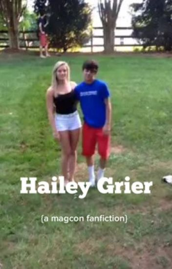 Hailey Grier (Hayes Grier Twin)