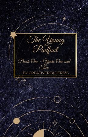 The Young Padfoot by creativereader536