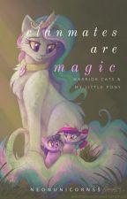 Clanmates Are Magic ▸ Warrior Cats + My Little Pony by NeonUnicornss