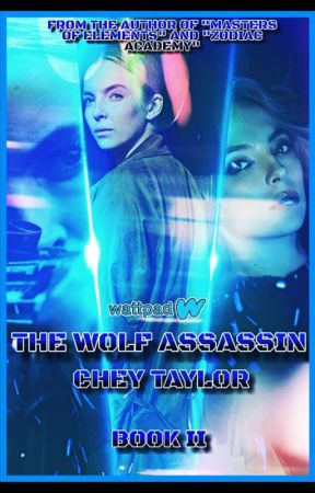 The Wolf Assassin (Book two of the Assassin series) 18+ by cheytaylor1
