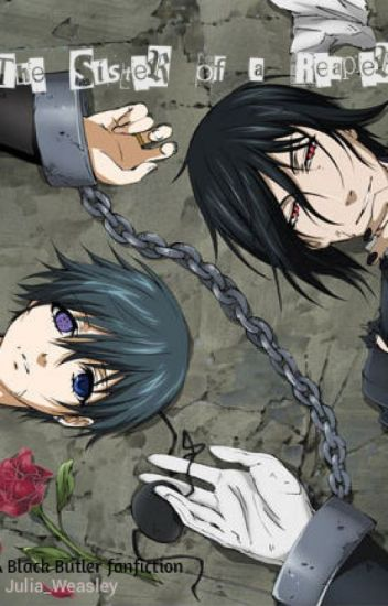 The Sister of a Reaper: A Black Butler fanfiction