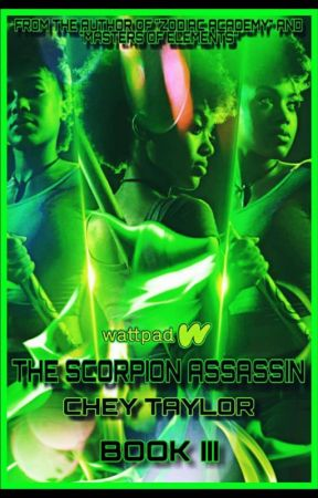 The Scoroion Assassin (Book three of the Assassin series) +18 by cheytaylor1