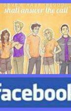 Percy Jackson: Facebook by 5saucercx