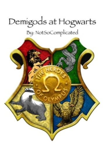 Demigods at Hogwarts (under editing)
