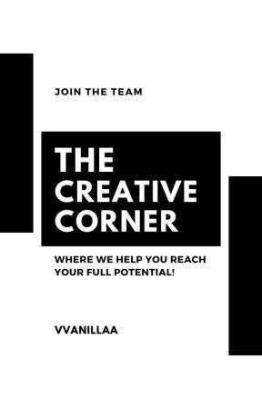 THE CREATIVE CORNER • Hiring by thecreativecorner_