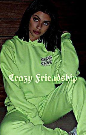 Crazy Friendship by InShaAllahJannah