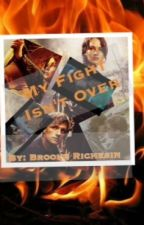 My Fight isn't Over- (A Hunger Games Fan Fiction) by brookerichesin