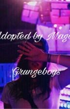 Adopted by MagCon + m.e by grungeboys
