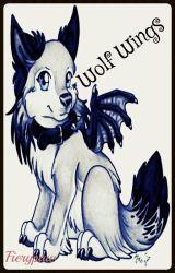 Wolf Wings by Fierypaw