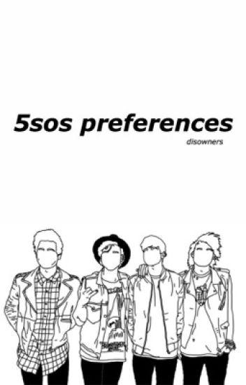 5sos preferences