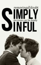 Simply Sinful (Boyxboy) by RemovingAllDoubt