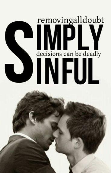 Simply Sinful (Boyxboy)
