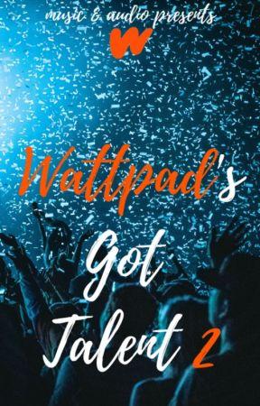 Wattpad's Got Talent 2 by music
