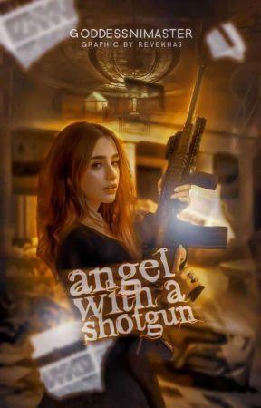 Angel With A Shotgun by GoddessNiMaster