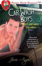 Car Wash Boys Series 9: Karl January Servillon by Juris_Angela
