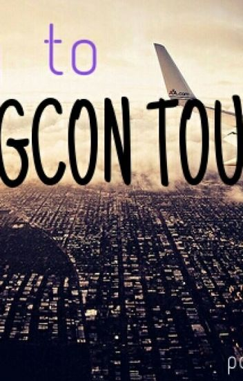 GOING TO MAGCON TOUR