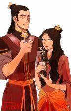 Flames and the Dragon Heart. - Prince Zuko love story. by deadbutstillpretty