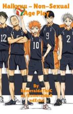 Haikyuu Non-Sexual Age Play by EsmeraldaTheCat