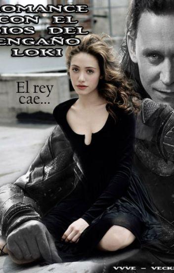 Romance con el dios del engaño Loki