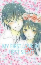 MY FIRST LOVE AT FIRST SIGHT  by HARUMINKI