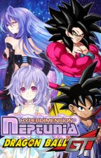 Hyperdimension Neptunia X Dragon Ball GT by MasterShinGoku