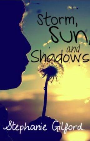 Storm, Sun, and shadows. by XxstephxX