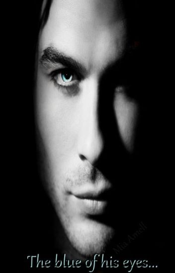 """The Blue of His Eyes."" -Mia Amell."