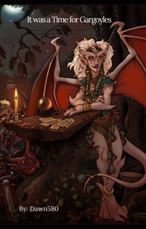 It was a Time For Gargoyles by dawn580
