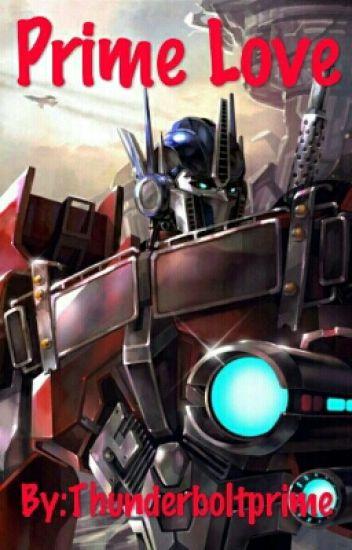 PRIME LOVE: Transformers prime fanfic - Thunderboltprime