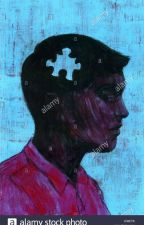 A jigsaw puzzle of the mind of Atticus Quigley by TheWildSoulOutcasts