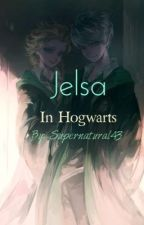 Jelsa in Hogwarts by Supernatural43