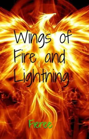 Wings of Fire and Lightning by Fieree