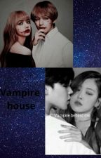 vampire house by SASCUNICORN
