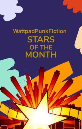 Stars of the Month by WattpadPunkFiction