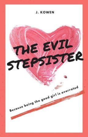 The Evil Stepsister (Fairytale Killers #2) by jkowen8